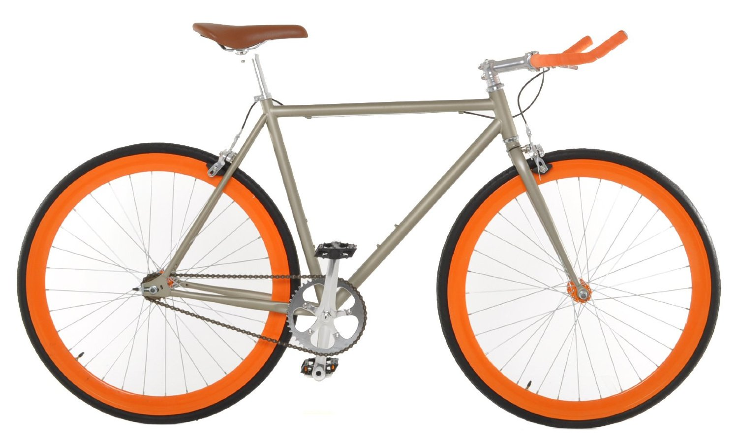 Vilano Edge Fixed Gear Single Speed Bike Review of 2018 -
