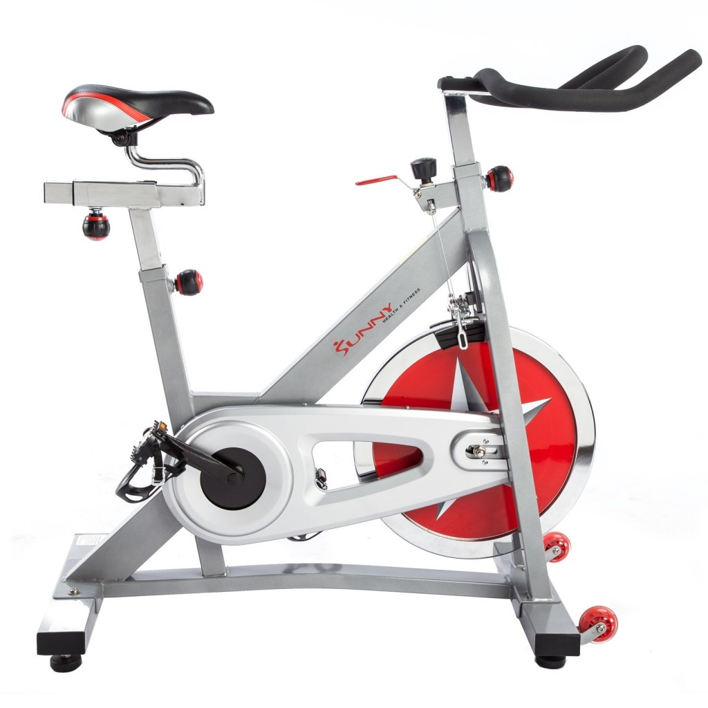 Sunny Health & Fitness Pro Indoor Cycling Bike1