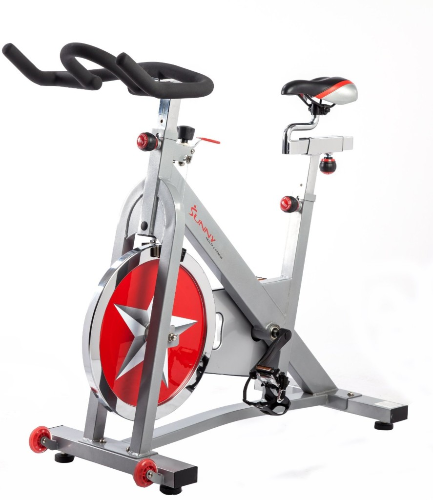 Sunny Health & Fitness Pro Indoor Cycling Bike2