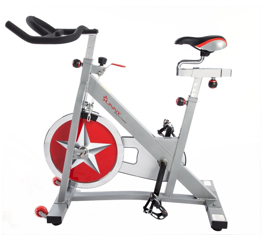 Sunny Health & Fitness Pro Indoor Cycling Bike3