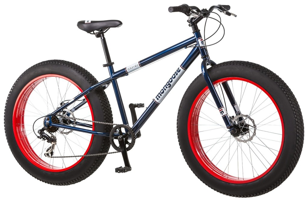 2cbcd62e94b Mongoose Dolomite Fat Tire Bike Review of 2019 -
