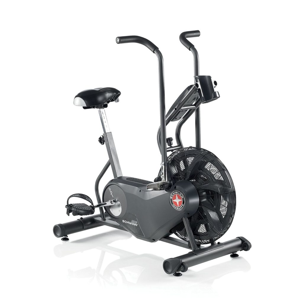 Airdyne Replacement Parts : Schwinn ad airdyne exercise bike review of